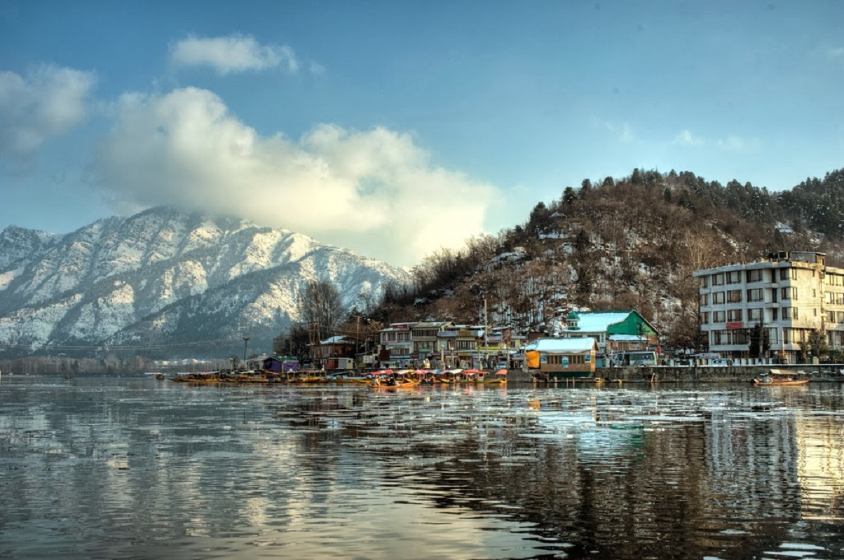 Top 5 Hottest & Coldest Places in India