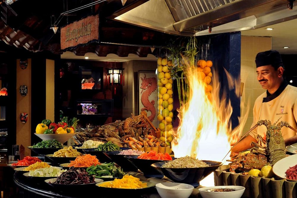 Top Buffet in Bangalore