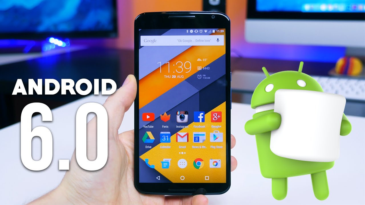 Android 6.0 Marshmallow - 7 key features