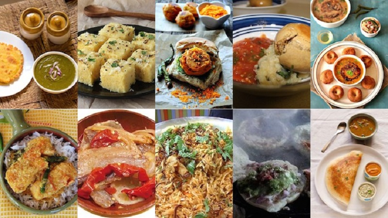 Best food dishes to represent these 10 indian states - Top 10 cuisines of the world ...