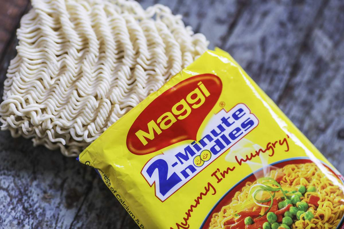 Maggi is back