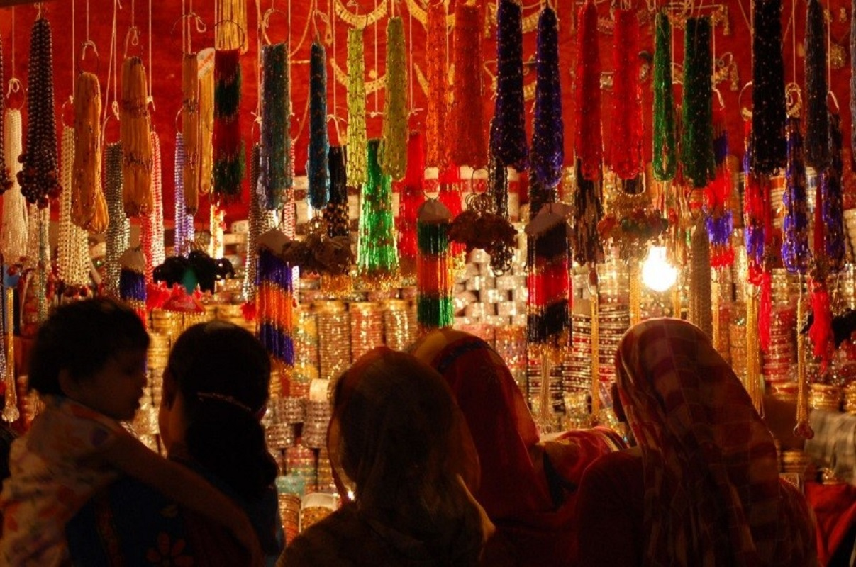 7 Famous Bazaars Of Jaipur