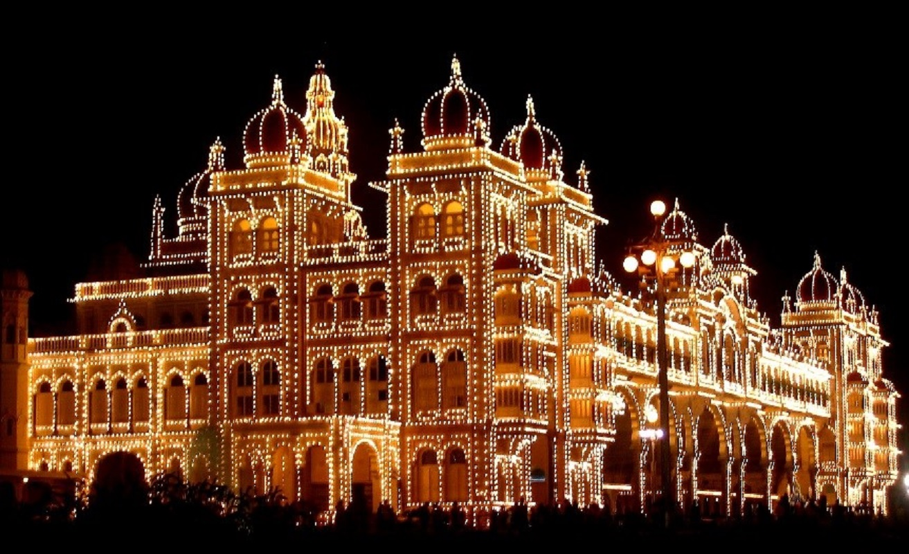 Top 10,Tourist,Tourist Destination,Karnataka,Mysore