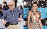 Miley Cyrus,Woody Allen Television Venture
