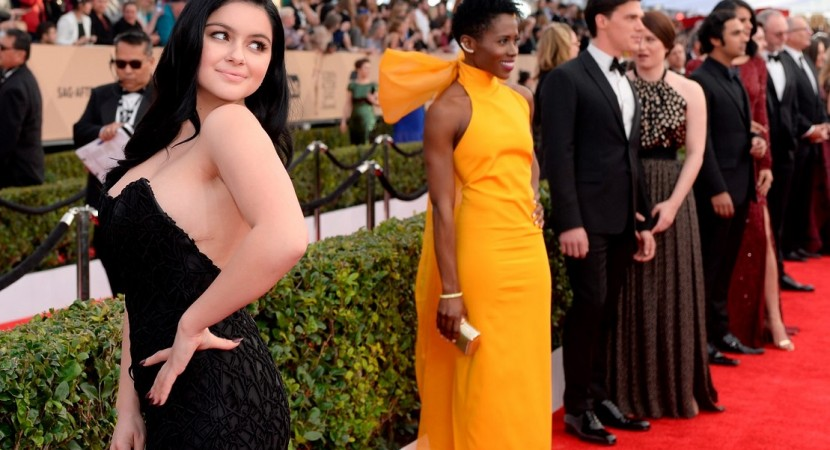 Ariel Winter,SAG Awards,Scar