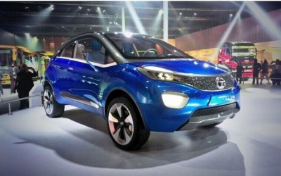 Tata Motors unveils