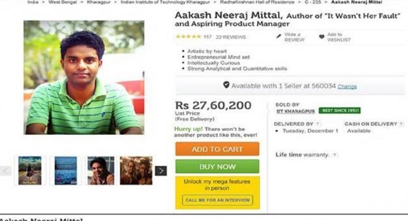 Resume,AakashNeerajMittal,Flipkart,IIT,Kharagpur