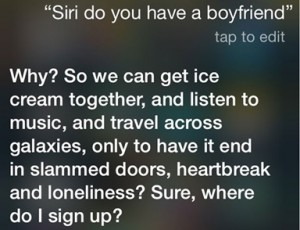 Questions to ask Siri