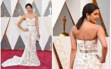 Priyanka Chopra, Oscars, 2016, Academy Awards, Liev Schreiber, Margaret Sixel