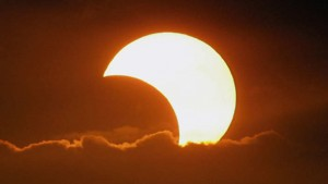 March 9, Solar Eclipse, India, Moon,Total Solar Eclipse