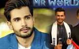 Mr World 2016, Mr World, Rohit Khandelwal