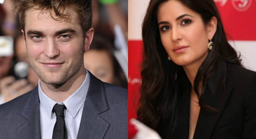 BOLLYWOOD, KATRINA KAIF,ROBER PATTINSON,TWILIGHT