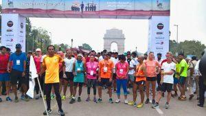 Vijay Goel,Sports,India,Great India Run,fitness, Rio Olympics