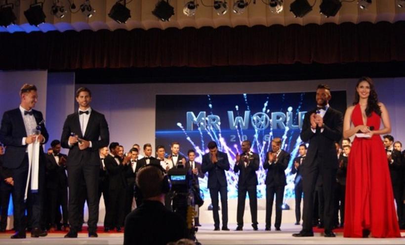 Mr World 2016, Mr World, Rohit Khandelwal