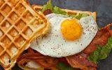 Waffle, Recipes, Breakfast