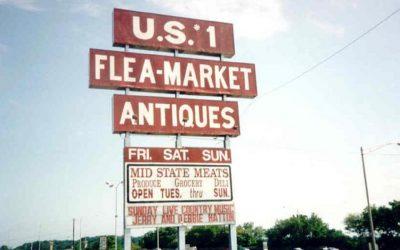 America, 5 Top Flea Markets In America, Flea Markets