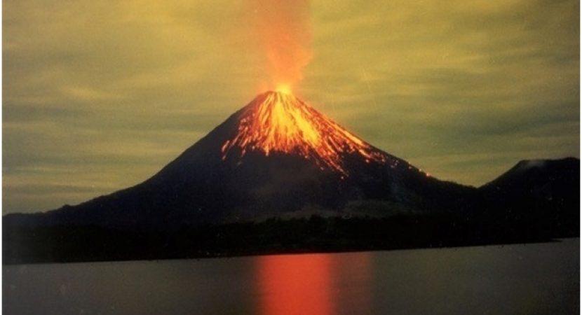 Dangerous volcanoes