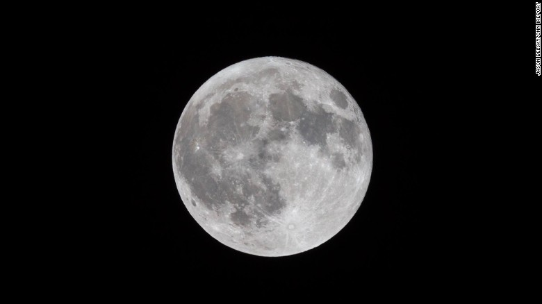 Harvest Moon 2016,September, Full Moon