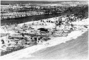 Deadliest hurricanes