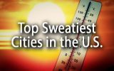America,United States, Sweatiest Cities, America's Sweatiest Cities