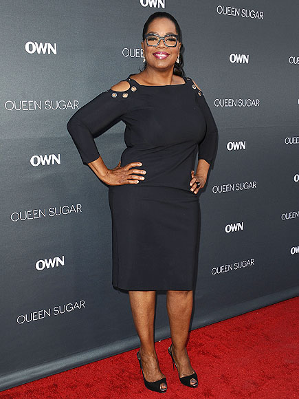 Oprah Winfrey,Weight Loss