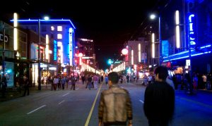 Nightlife In The USA