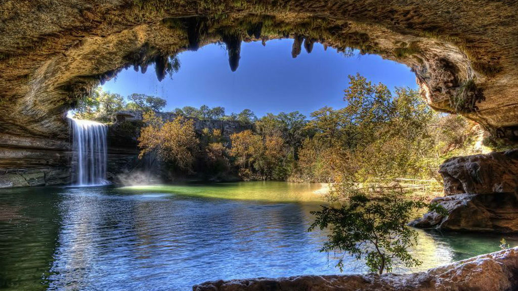 7 Exceptionaly Beautiful Swimming Holes In Texas Kanigas