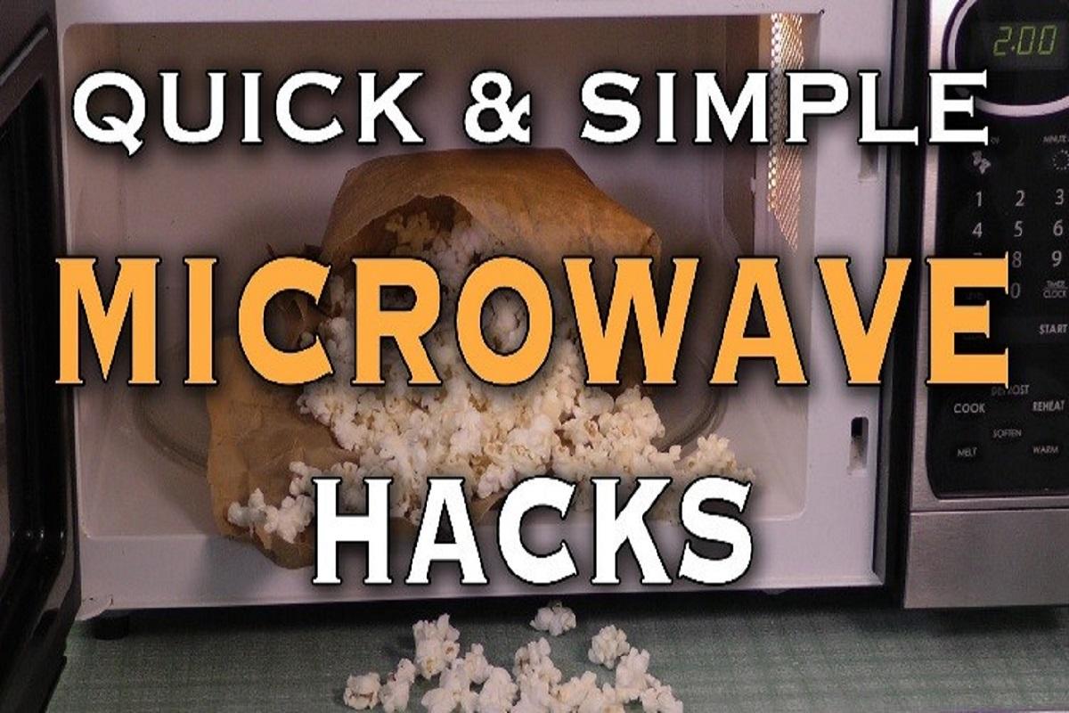 tips,Hacks,Microwave,top10,