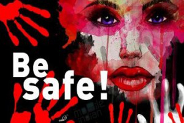 women to stay safe