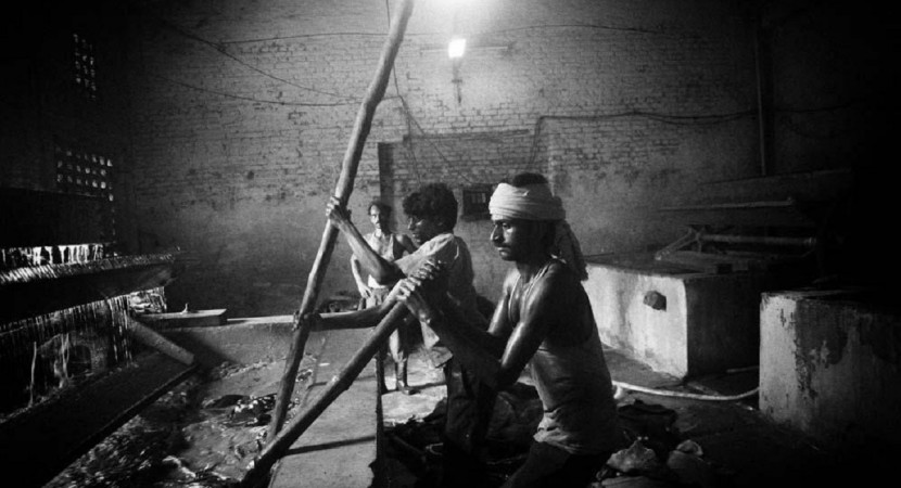 Image result for leather tannery in agra