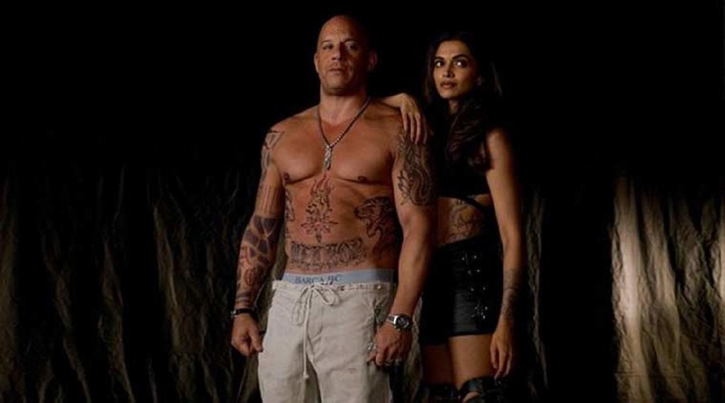 Deepika Padukone,Vin Diesel,XXX The Return of Xander Cage