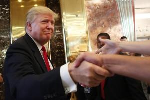 A careful Trump