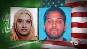 California Terrorist attack