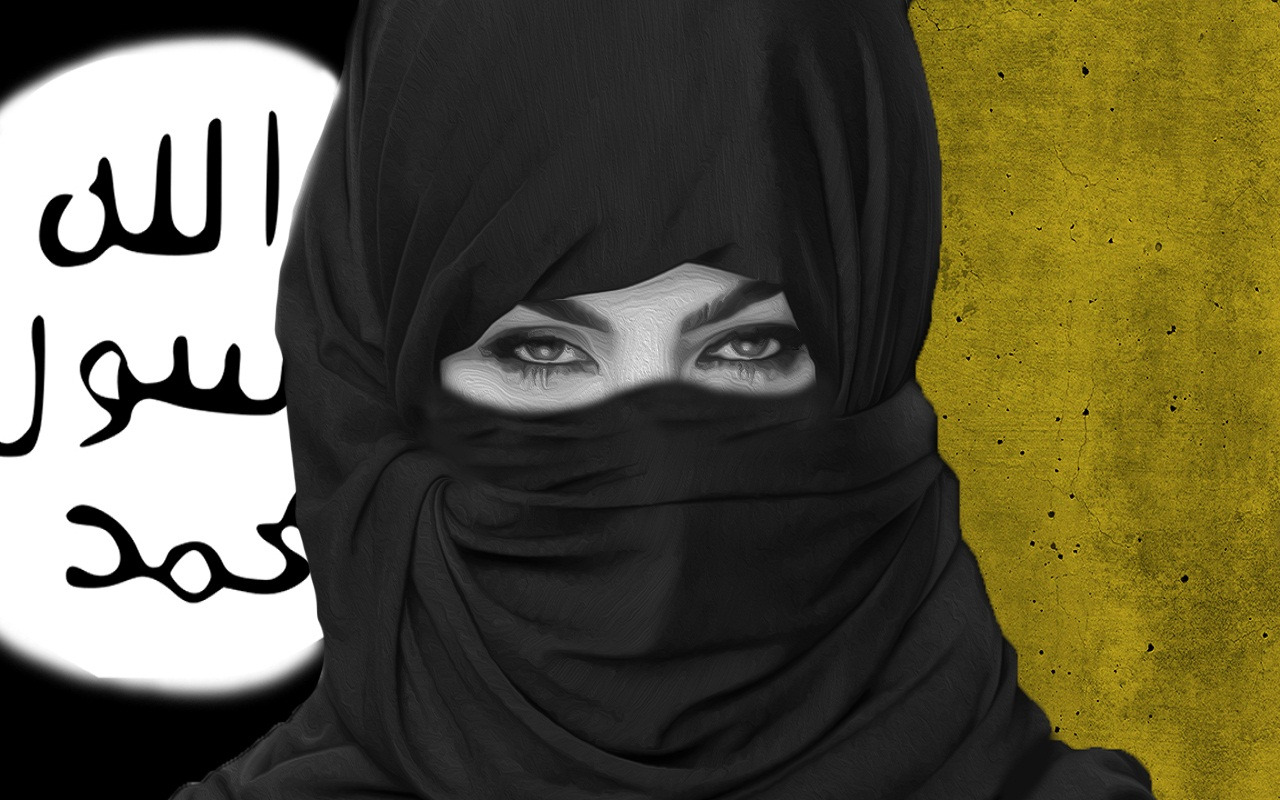 ISIS,Terrorism,India,Kerela,Women ISIS