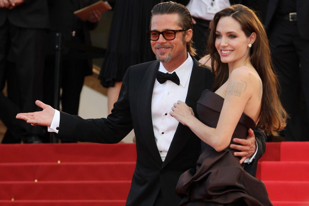 Angelina Jolie, Brad Pitt, Divorce, Hollywood,Celebrity Splits