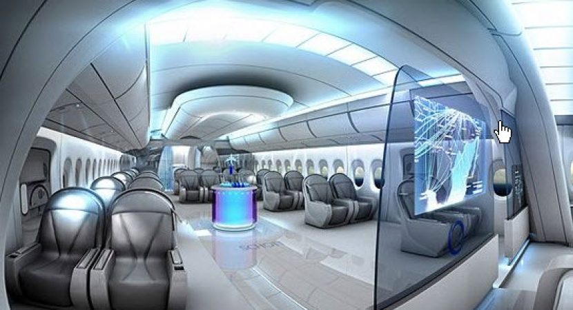 Future airplanes