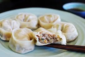 Momos,Dumplings