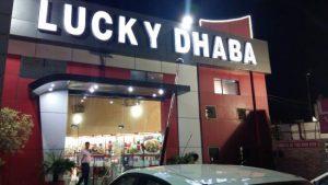 Highway Dhabas, Dhabas