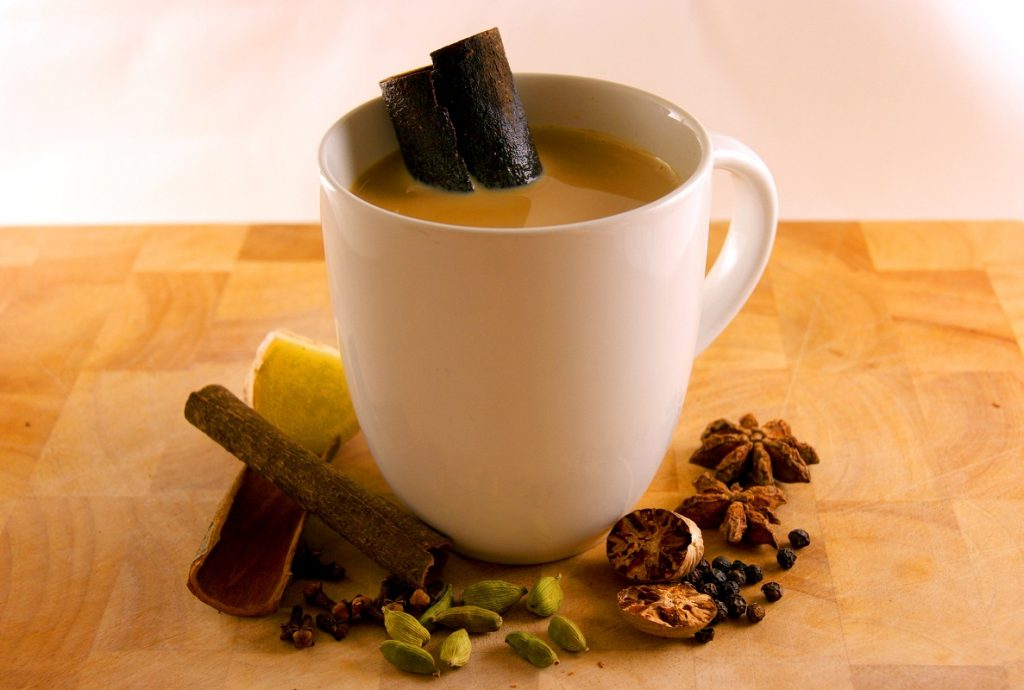 Tea, beverage, chai