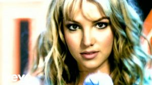 Do You Wanna Come Over, Britney Spears, Glory