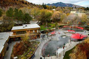 Most Popular Hot Springs In America, America, Hot Springs