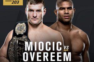 UFC 203