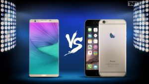 Choosing Samsung Galaxy Note 7 over iPhone 7